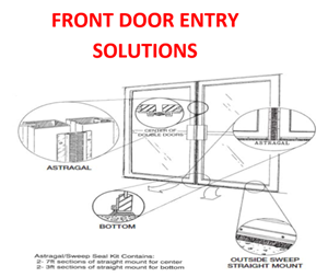 front door entry solutions